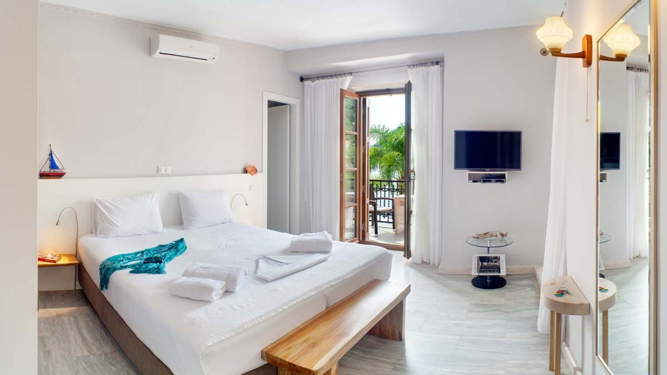 rossa villa boutique beach resort parga epirus sea view suite 2