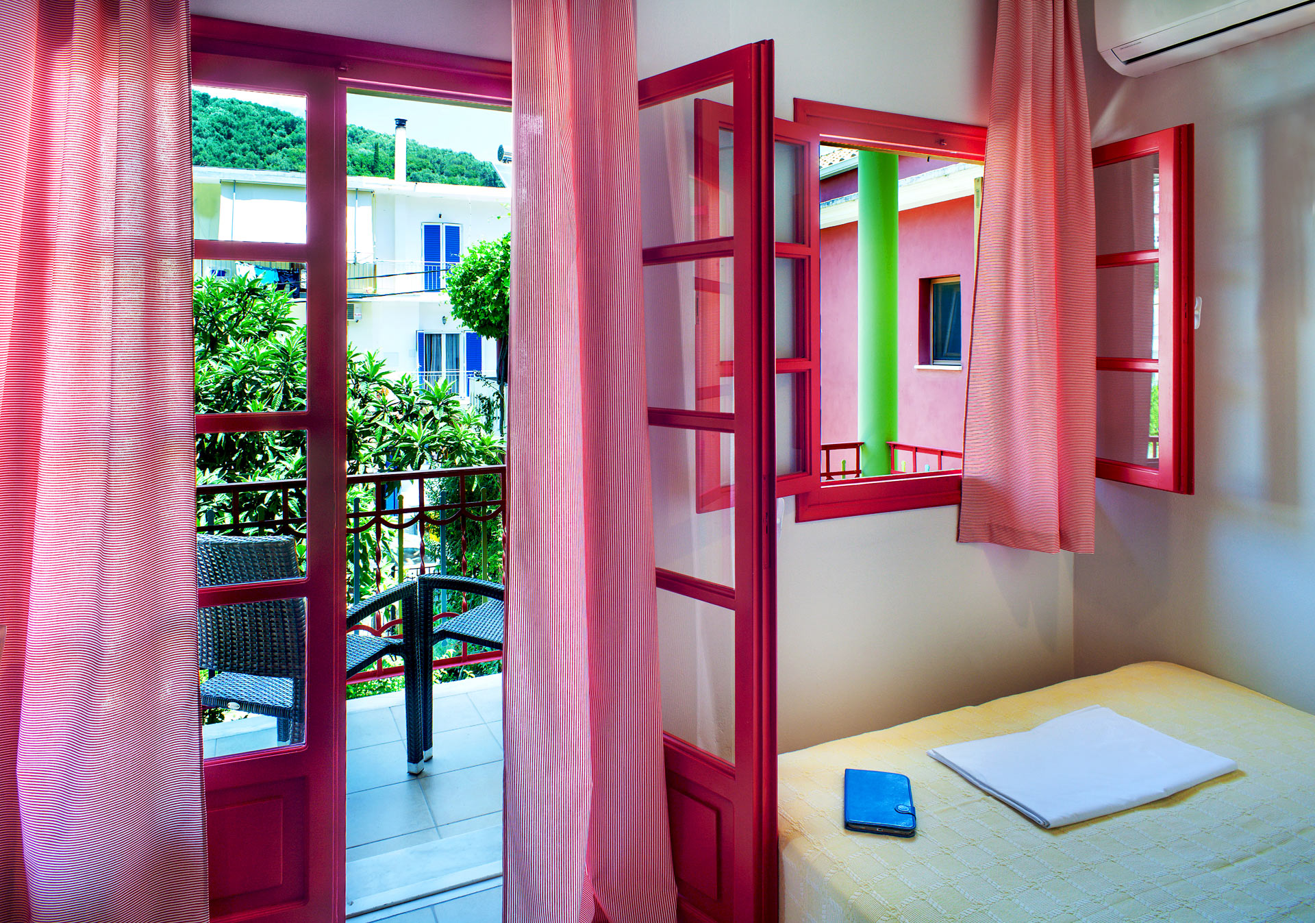rossa villa boutique beach resort parga epirus superior apartment 1