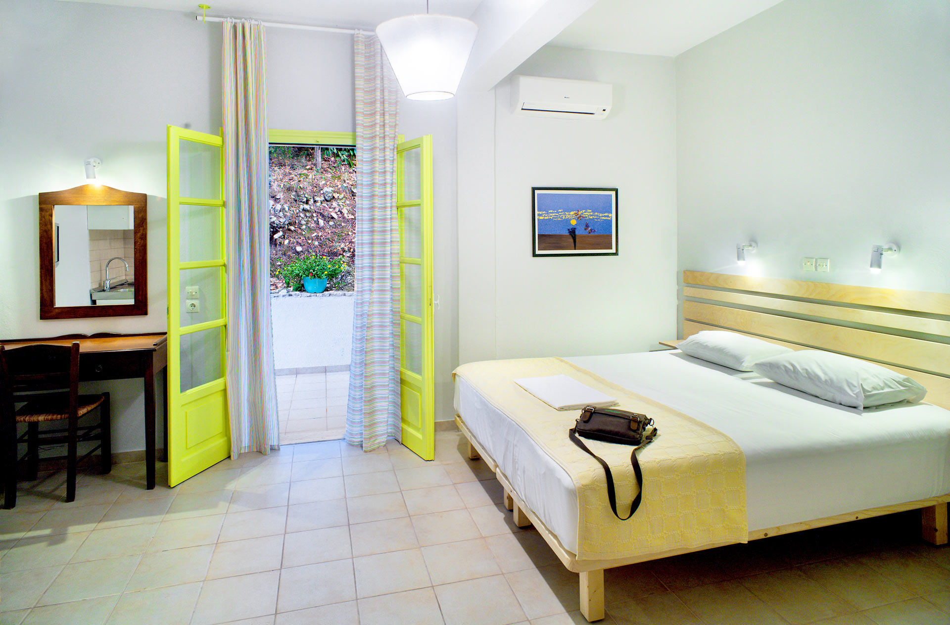 rossa villa boutique beach resort parga epirus superior studio 1
