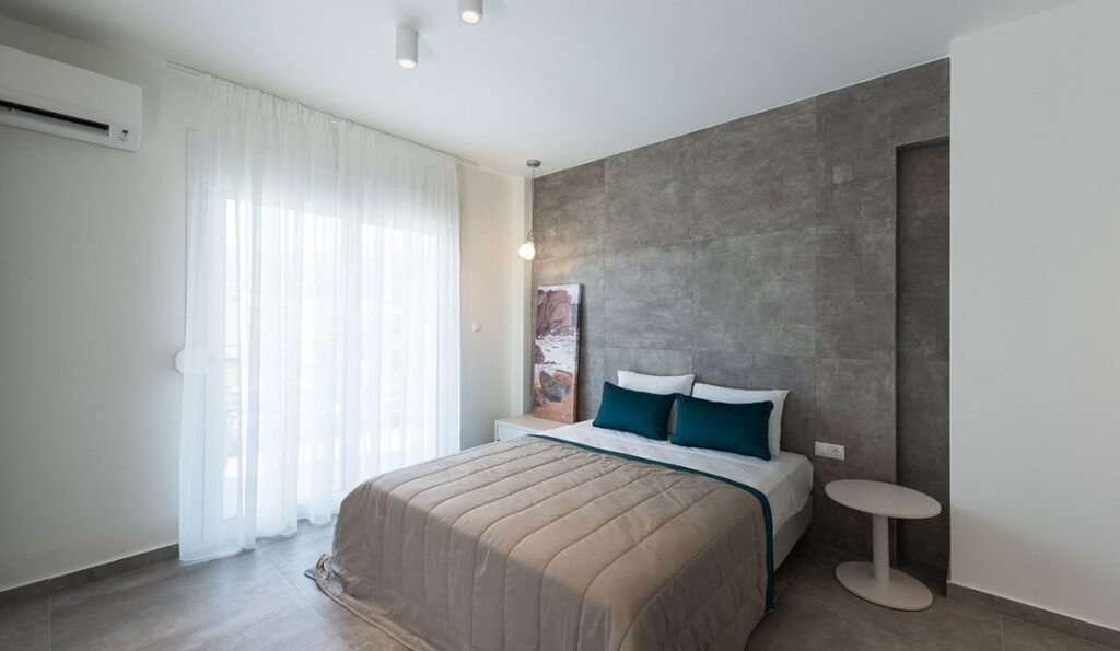 fani luxury boutique stavros thessaloniki 2 bed room 5