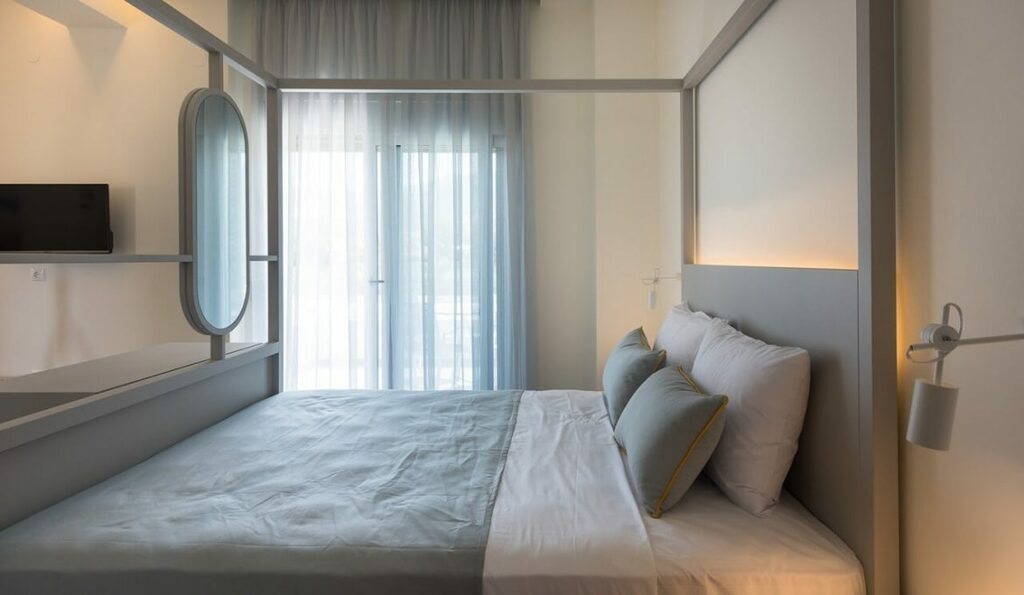 fani luxury boutique stavros thessaloniki 3 bed room 4