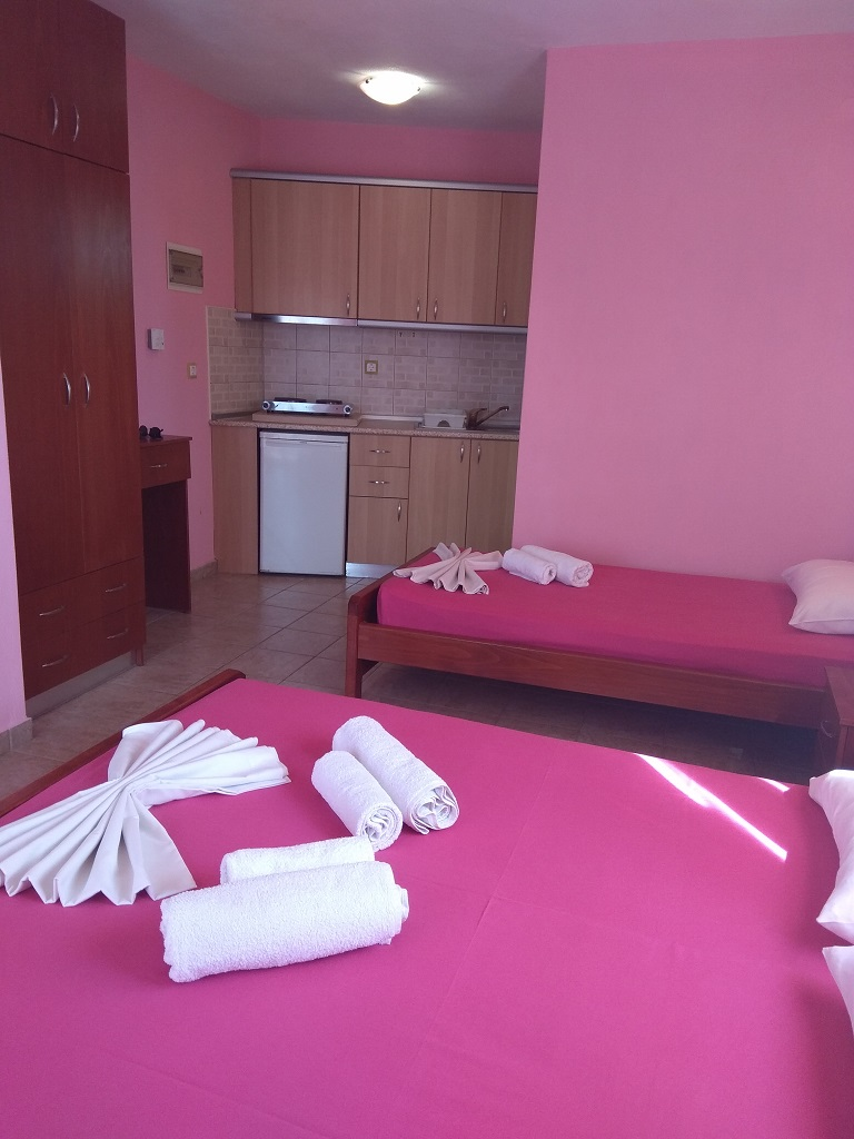 athina villa sarti sithonia 3 bed studio no. 6 second floor sea view 3