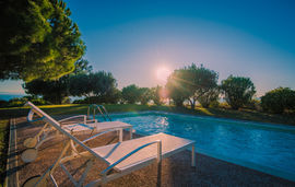 bouganvillia villa with pool nikiti sithonia 1