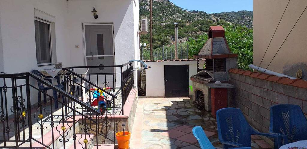 chrisoula house sykia sithonia 11