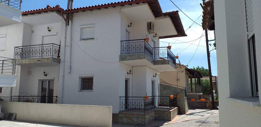 chrisoula house sykia sithonia 3