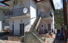 chrisoula house sykia sithonia 2