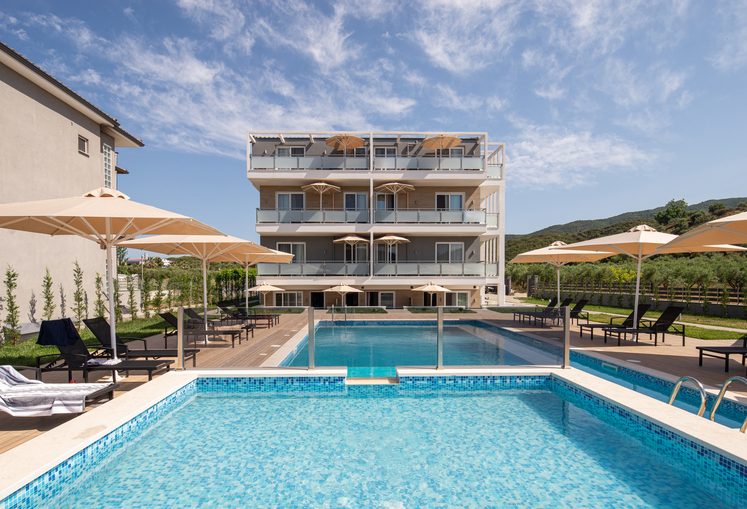 Astra Luxury Suites, Sarti, Sithonia