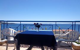 alexia haus neos marmaras sithonia 2 bed room sea view 4