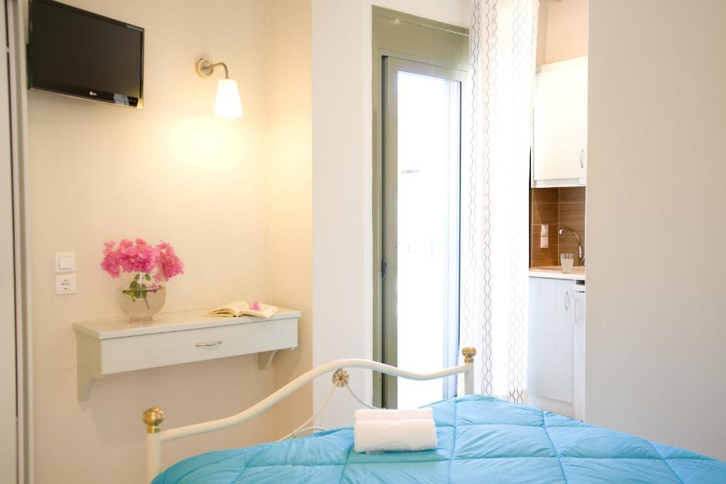 isalos apartments vasiliki lefkada 2 bed studio 3