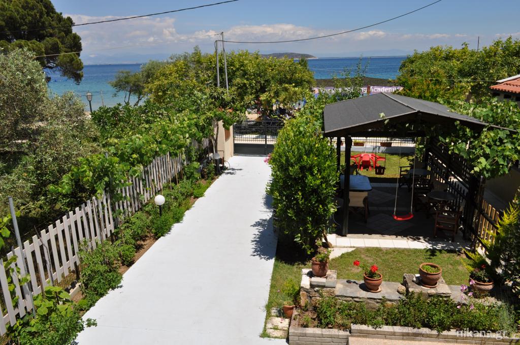 Akrokeramon Apartments Limenas Thassos Accommodation