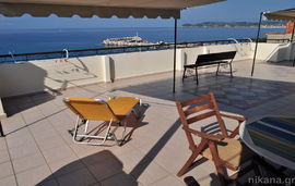 piatsa michalis studios and rooms potos thassos 2 bed std 3rd floor #302  (14)