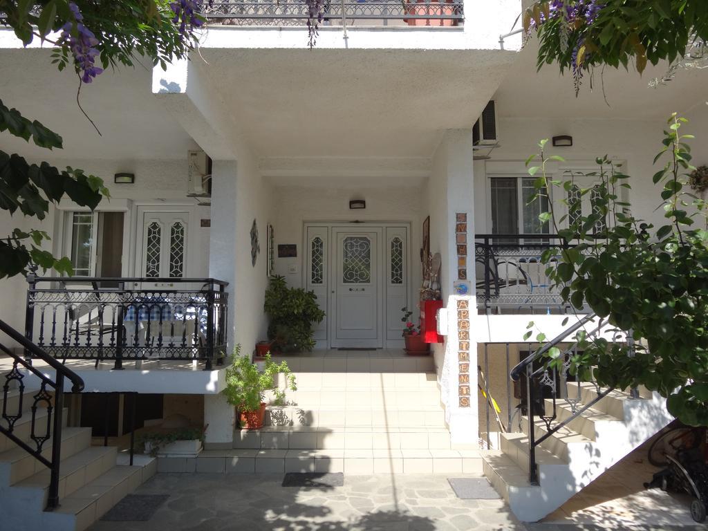 Anthos Apartments Limenas Thassos Accommodation Nikanagr