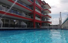 stefan pool apartments paralia katerini pieria 1