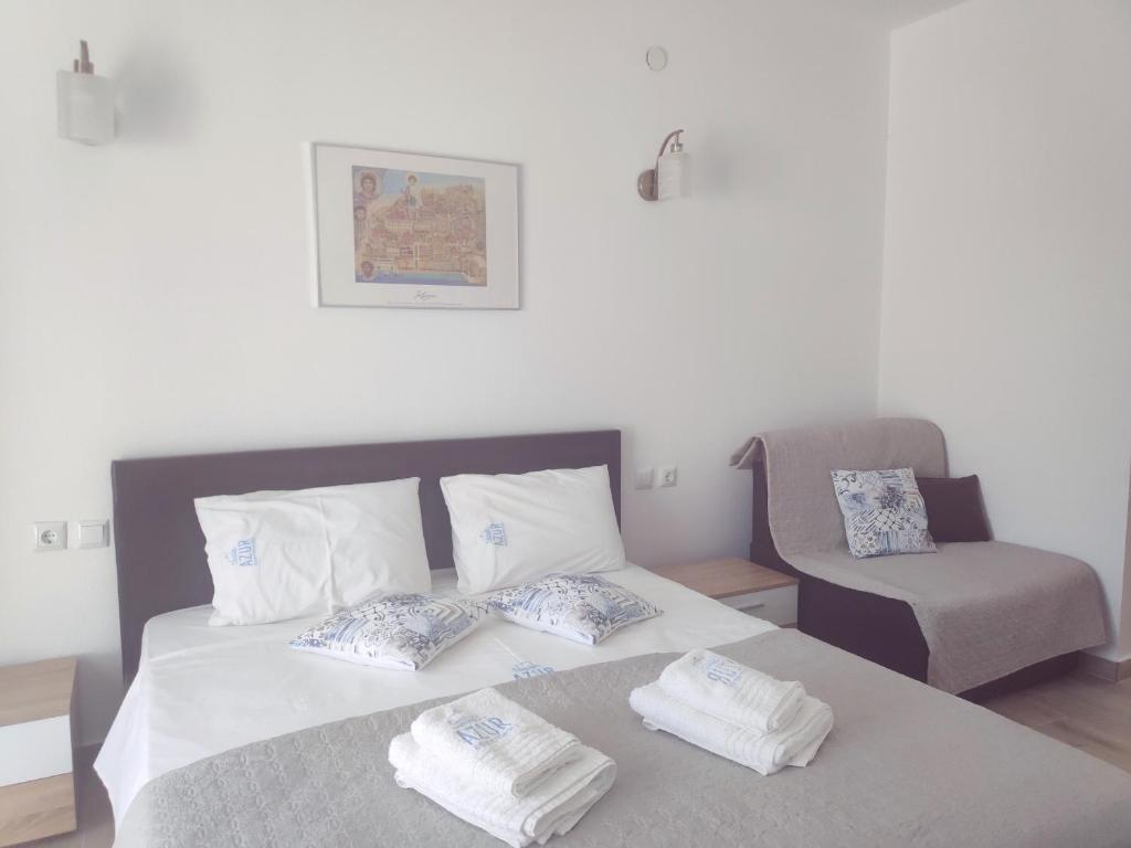 azur apartments nikiti sithonia 3 bed studio 6