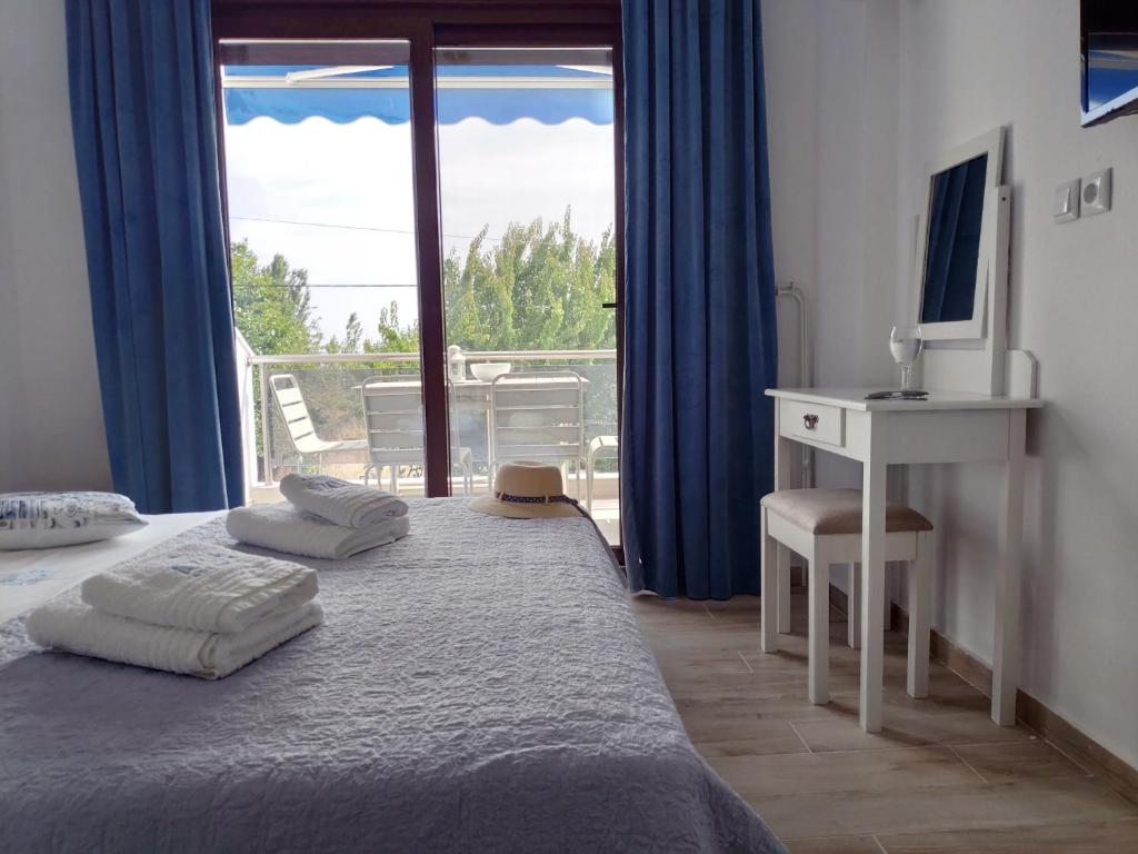 azur apartments nikiti sithonia 4 bed maisonette 5