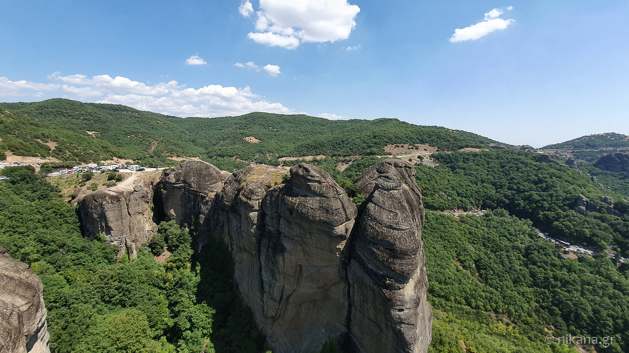 the holy monastery of meteora 11