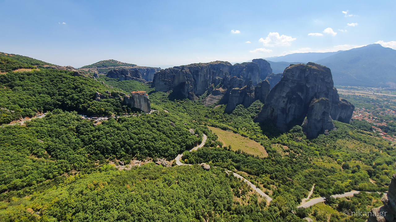the holy monastery of meteora 15