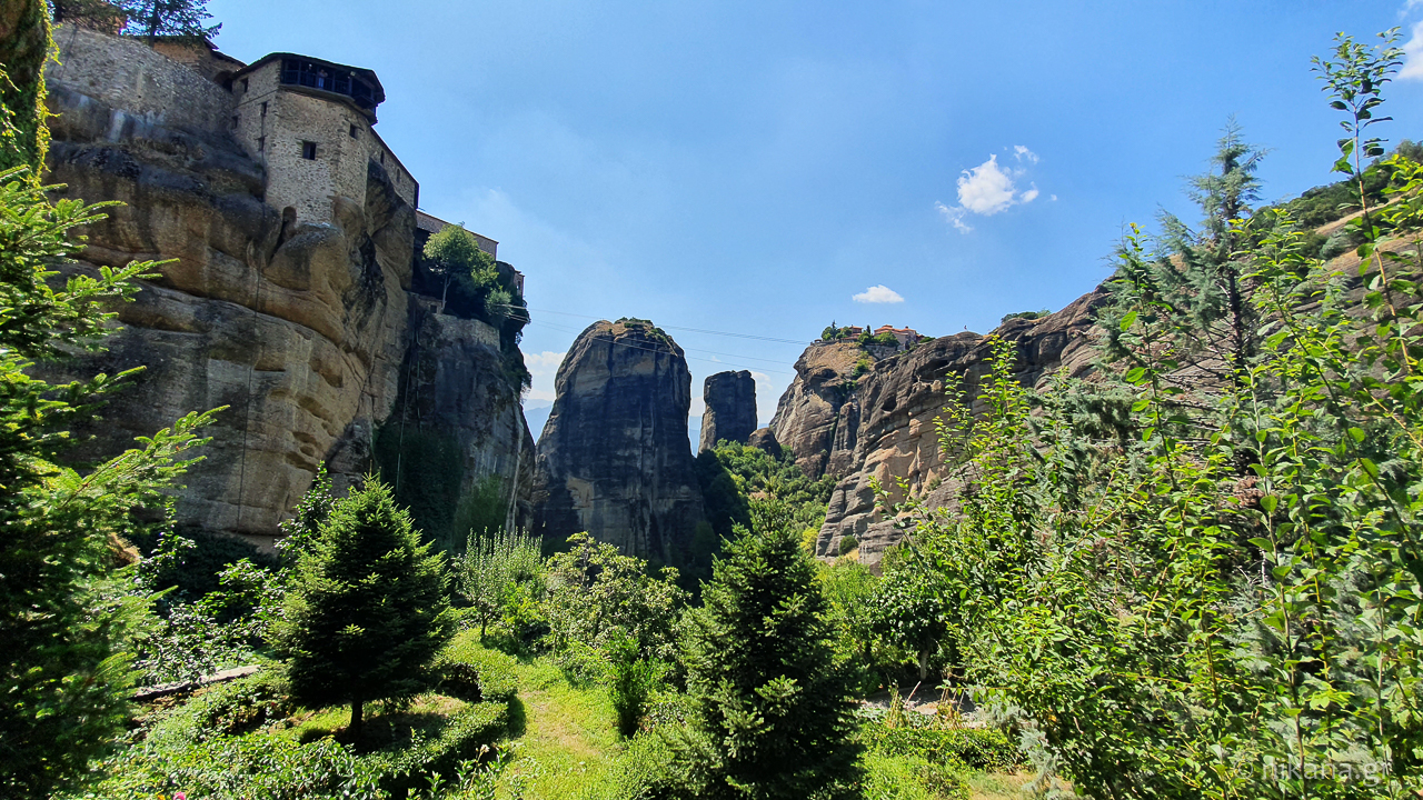 the holy monastery of meteora 18
