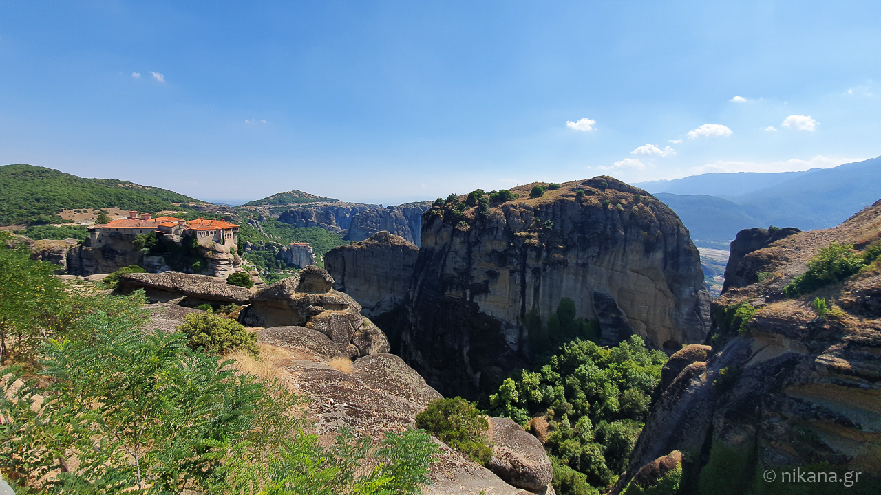 the holy monastery of meteora 26