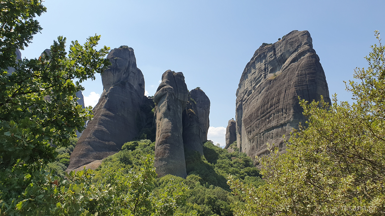the holy monastery of meteora 3