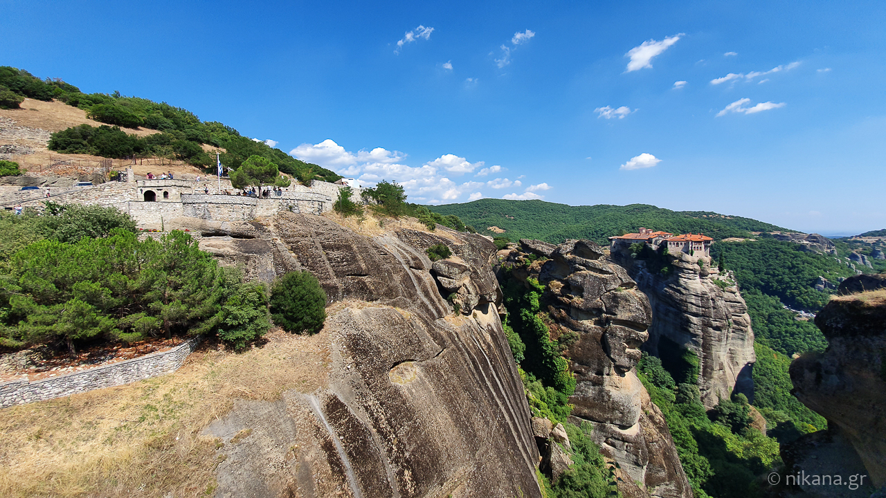 the holy monastery of meteora 30