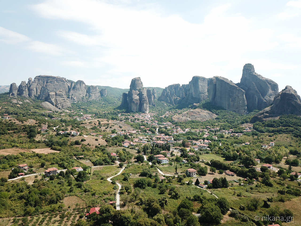 the holy monastery of meteora 53