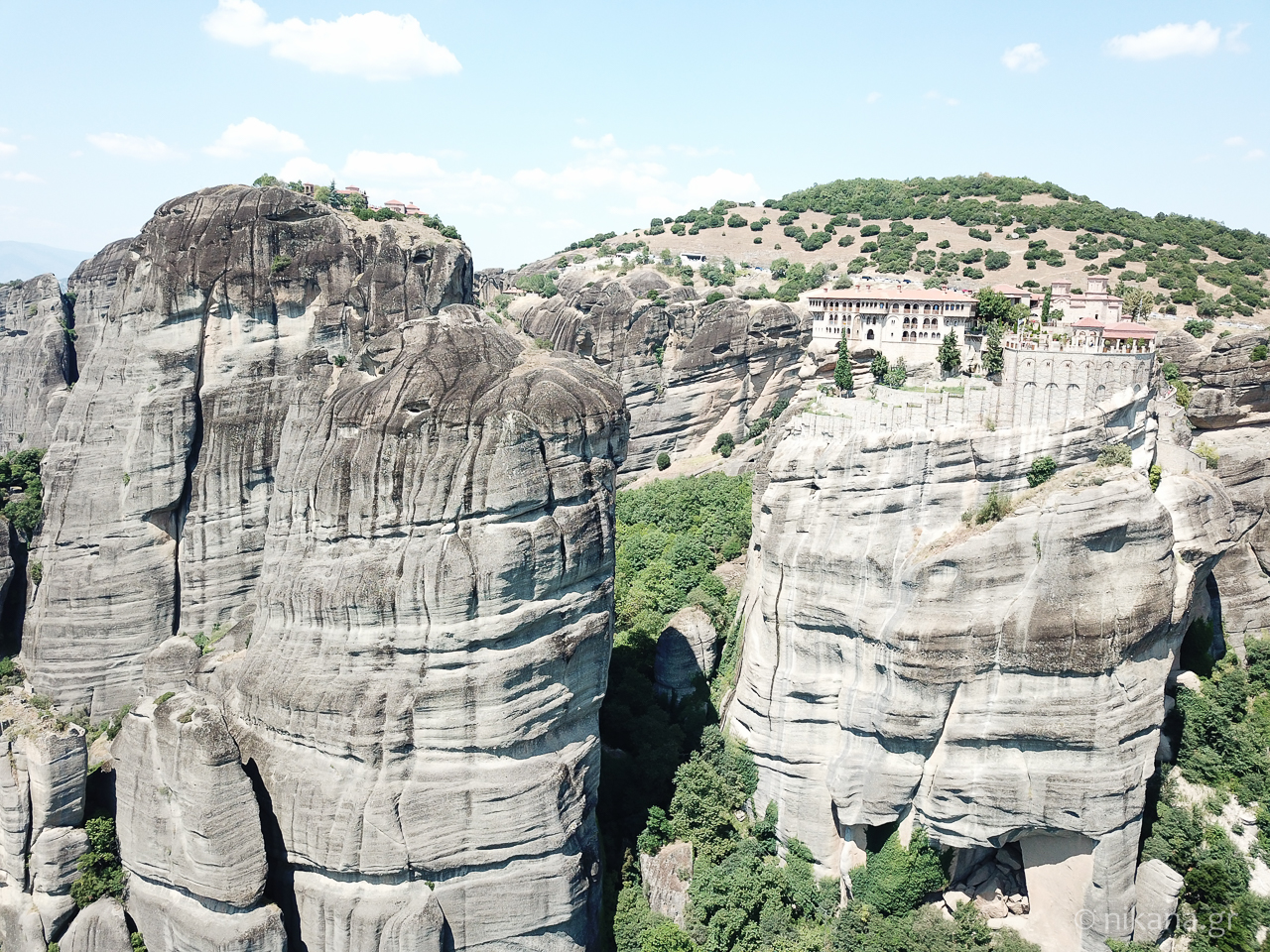 the holy monastery of meteora 59