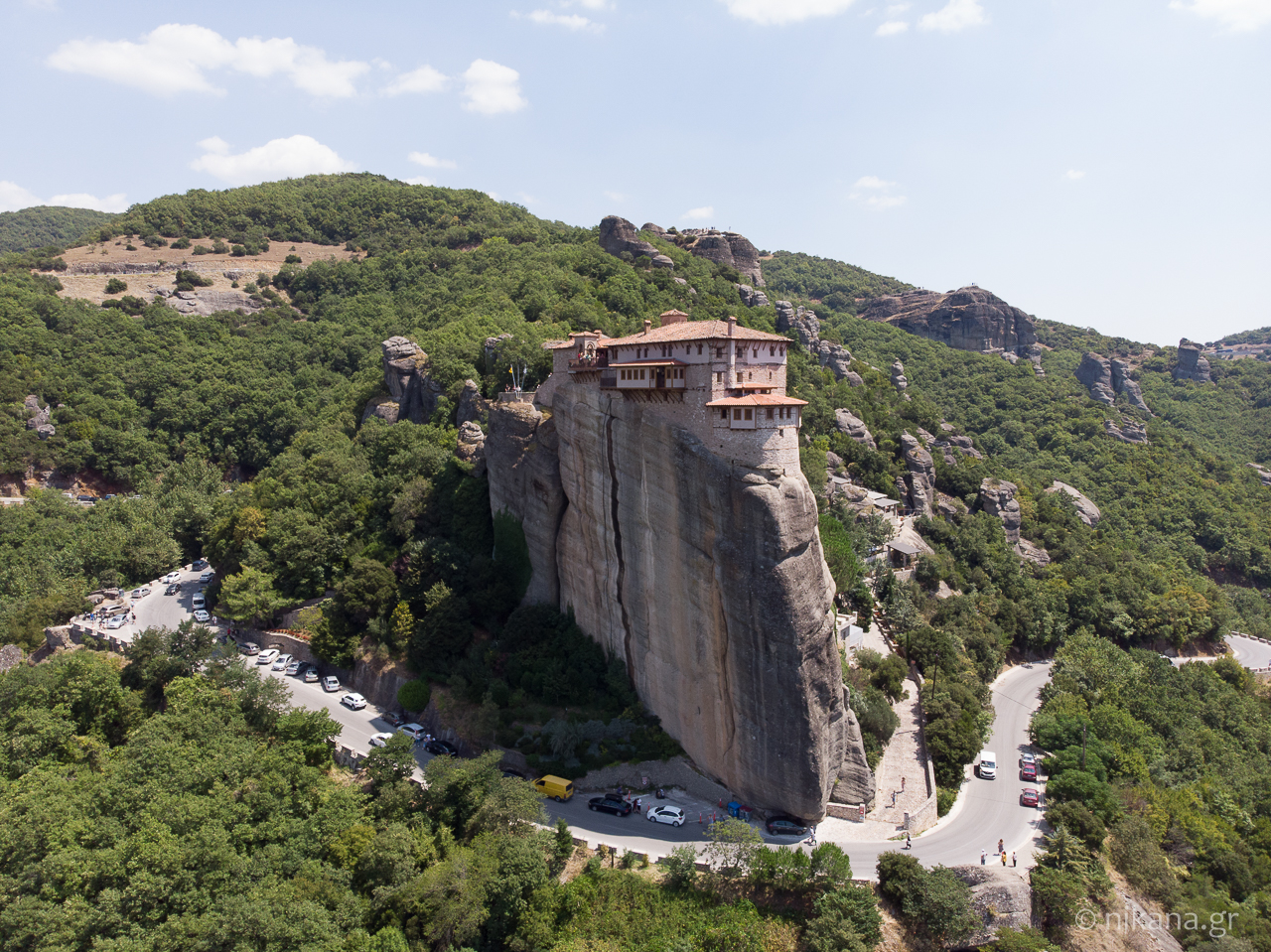 the holy monastery of meteora 71