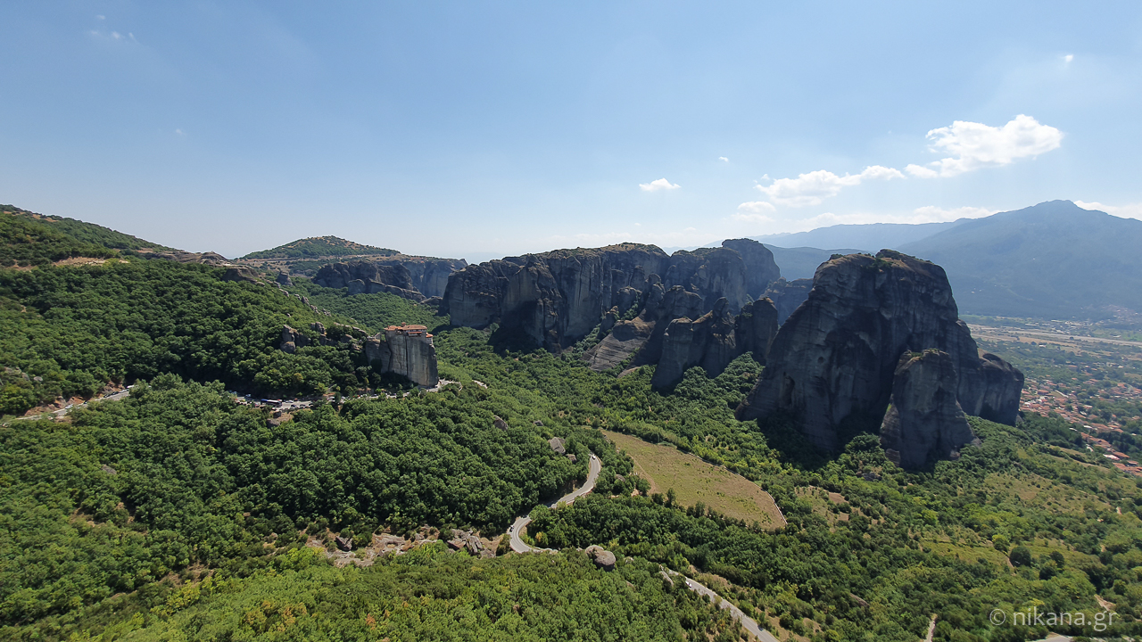 the holy monastery of meteora 8