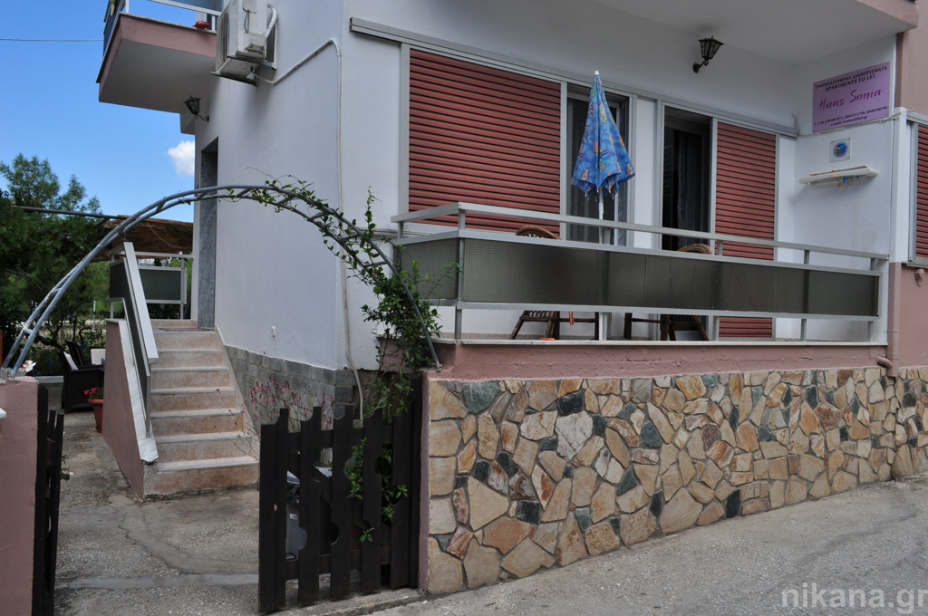 sonia villa potos thassos 4 bed apt high ground floor #11 12  (16)