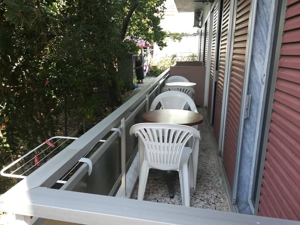 sonia villa potos thassos 4 bed duplex apt ground floor #9 10  (17)