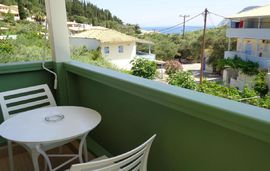 green view apartments agios nikitas lefkada 2 bed studio sea view 2
