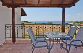 iris sunset luxury apartments nea potidea kassandra 4 bed apartment 1