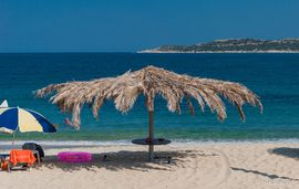 griavas beach sithonia 1