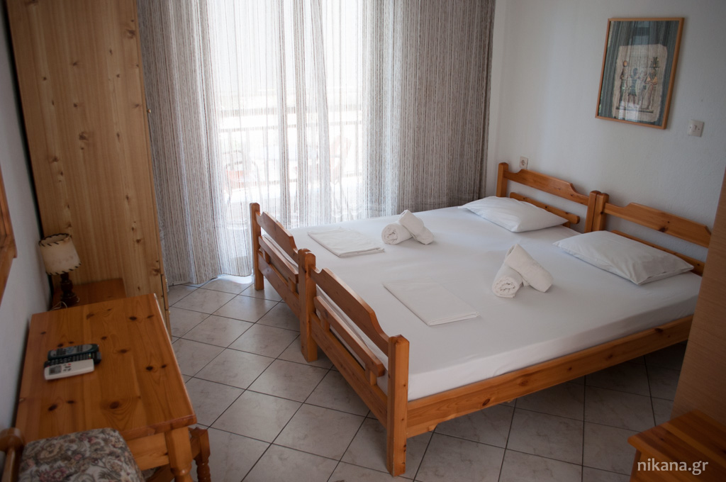 karipidis pension 2 bed studio high ground floor potos thassos 5