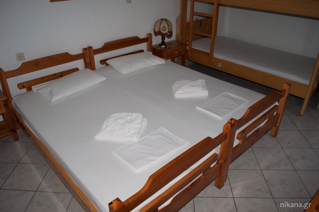 karipidis pension 4 bed studio potos thassos 7