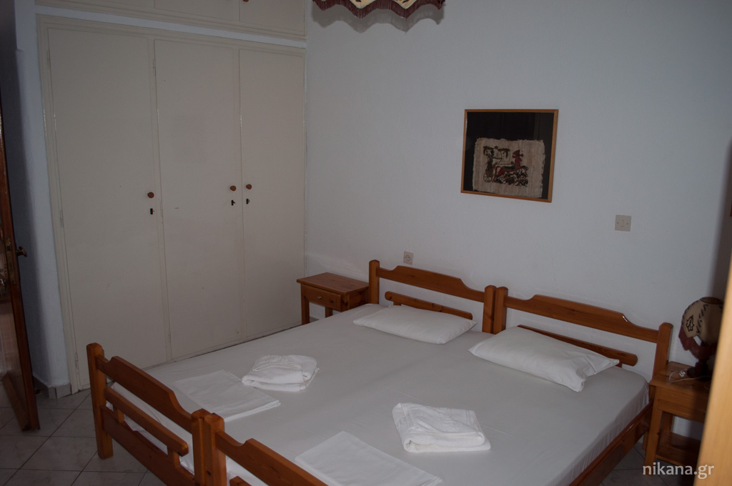 karipidis pension 4 bed studio potos thassos 8