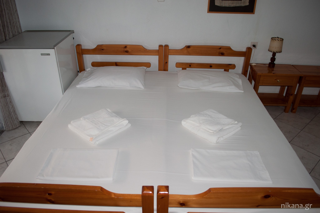 karipidis pension potos thassos 2 bed room 4