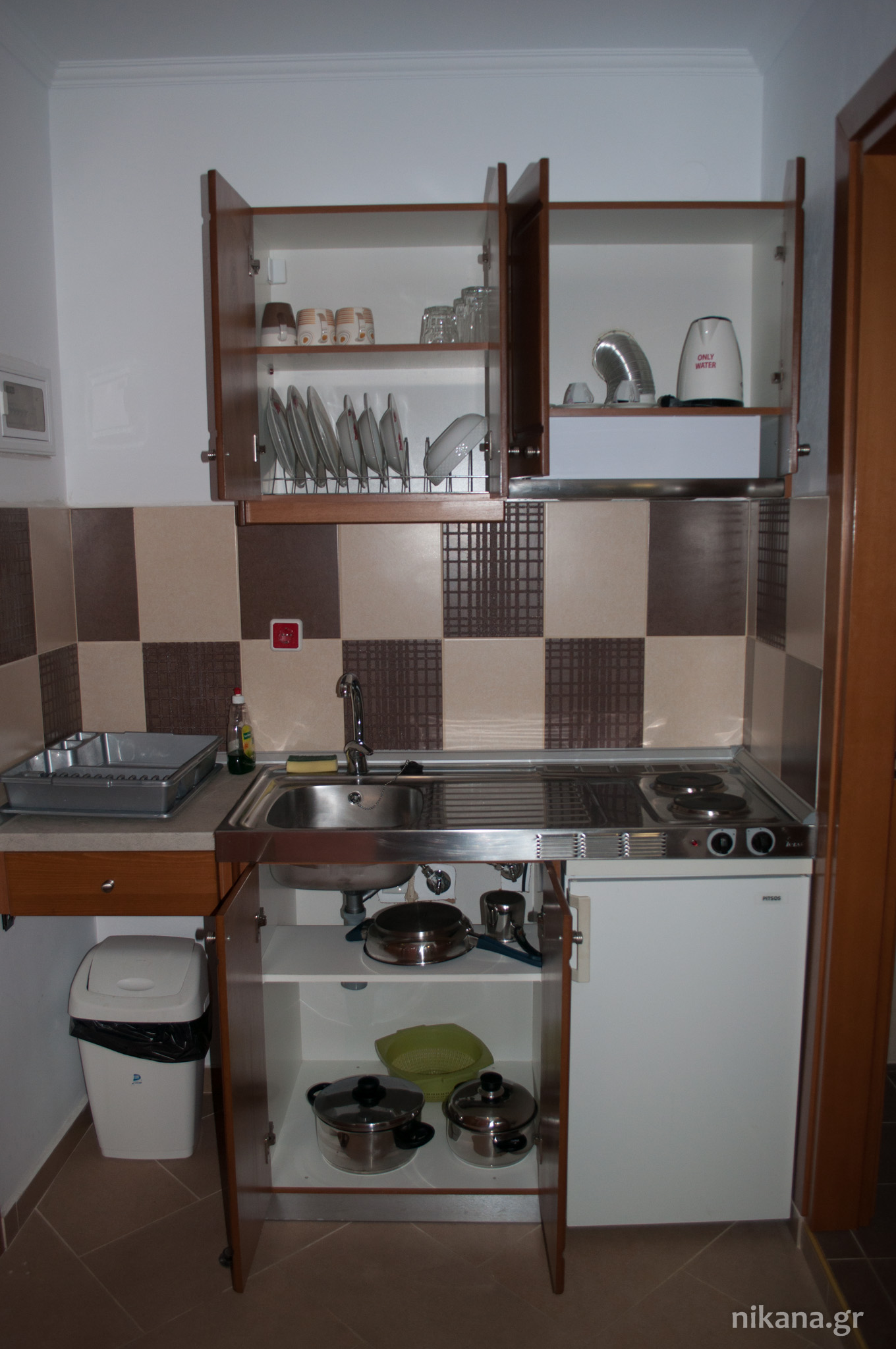 sunset studios 2 bed studio 1st floor potos thassos  (9)