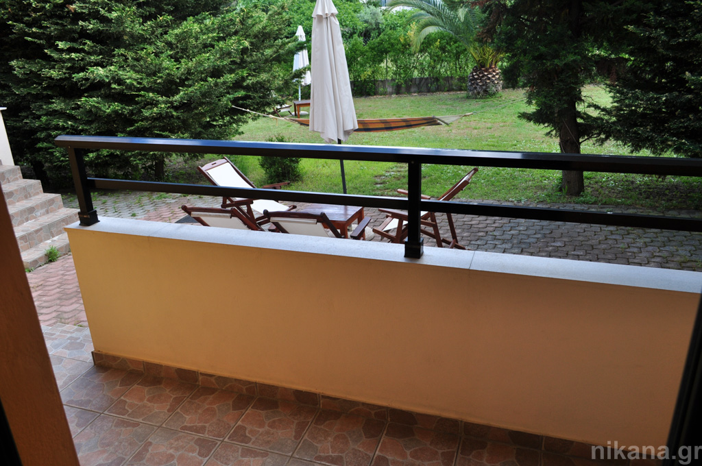 dolphins apartments and rooms limenas 2 bed room #103 high ground floor  (13)