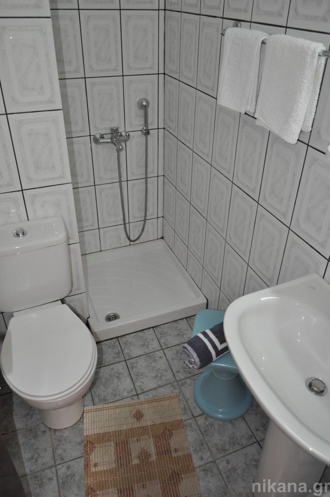 Maria Hotel Skala Potamia Thassos Accommodation