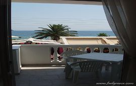 milona villa nea peramos 4 Bed Studio Sea View (6)