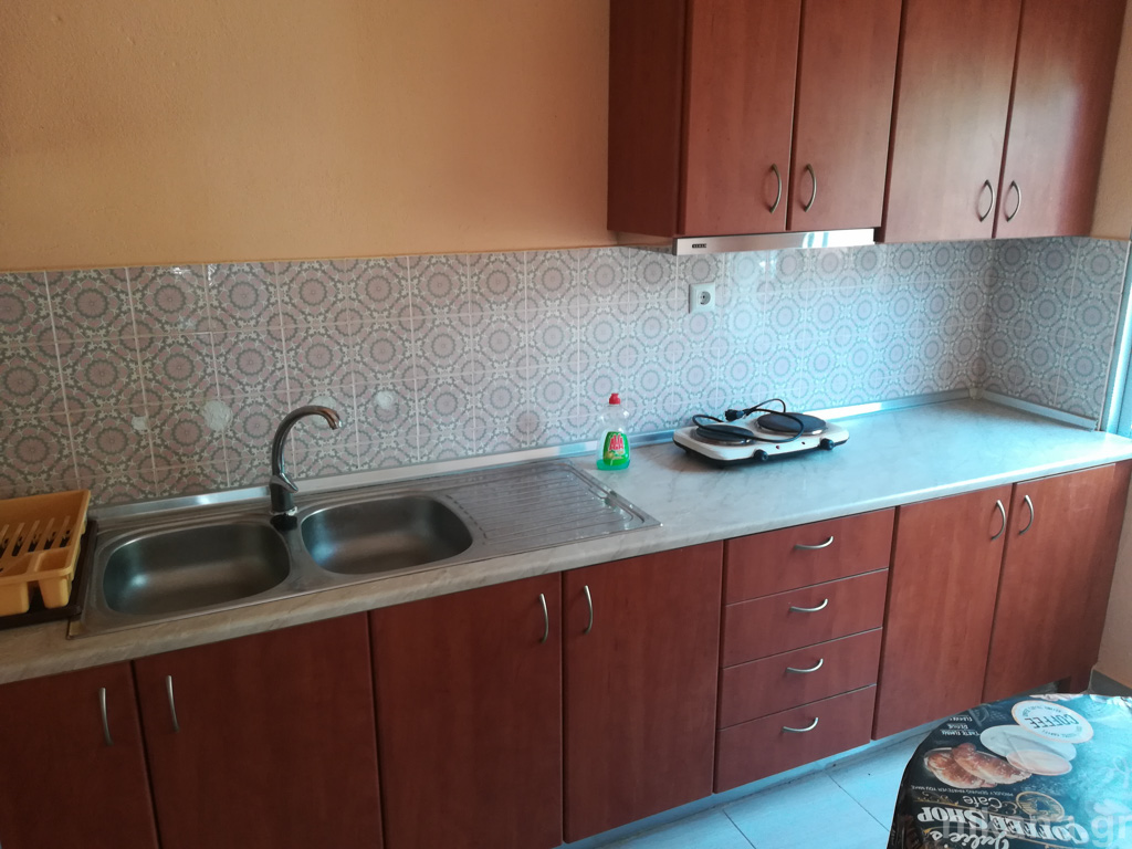 voulalas studios skala rachoni thassos blue house 4 bed studio separate kitchen #5  (3)