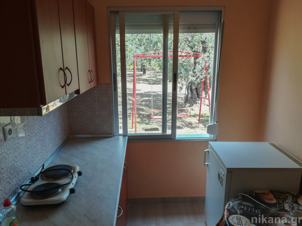 voulalas studios skala rachoni thassos blue house 4 bed studio separate kitchen #5  (5)