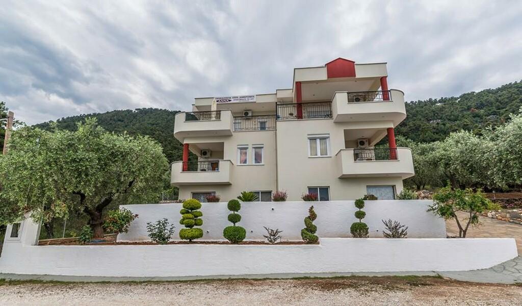 Anna Apartments Golden Beach Thassos Accommodation