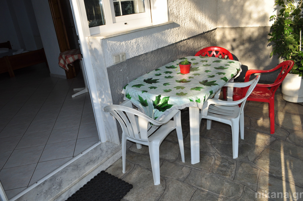 litsa villa skala rachoni thassos 3 bed studio ground floor  (11)