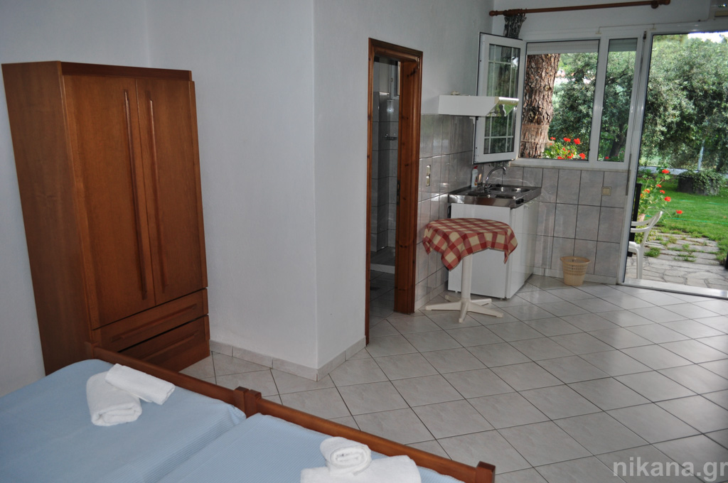 litsa villa skala rachoni thassos 3 bed studio ground floor  (5)