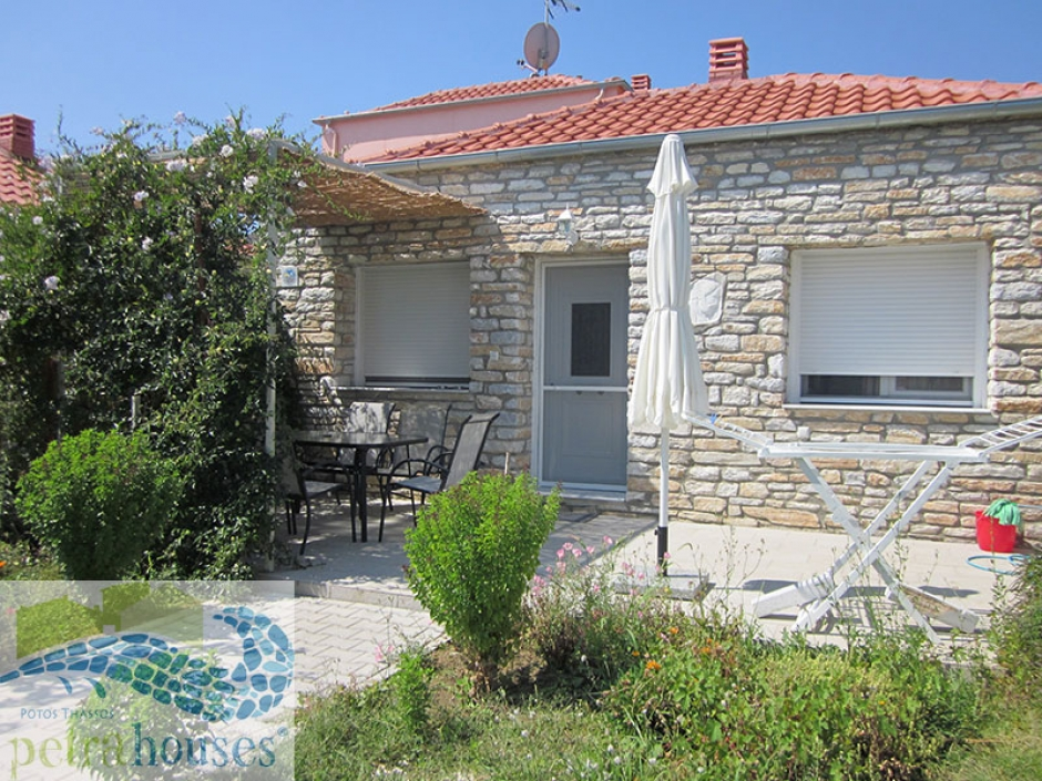 petra houses bungalow 1 potos thassos 2