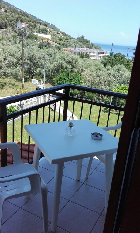 yanna pension kinira thassos 4 bed apartment 8