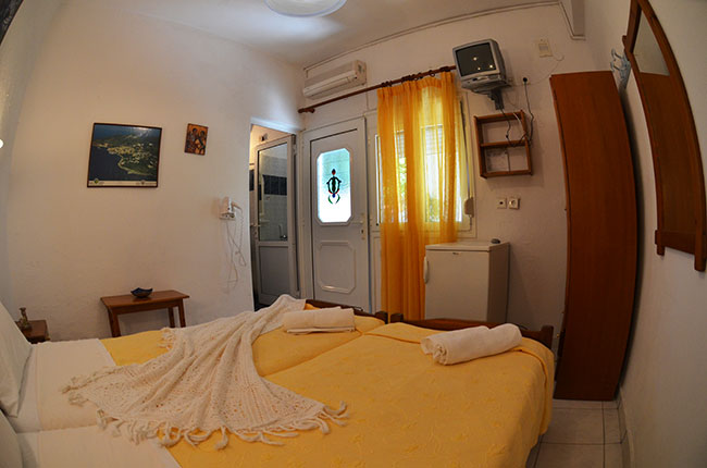chrisi akti hstudios skala potamia 2 bed room 19